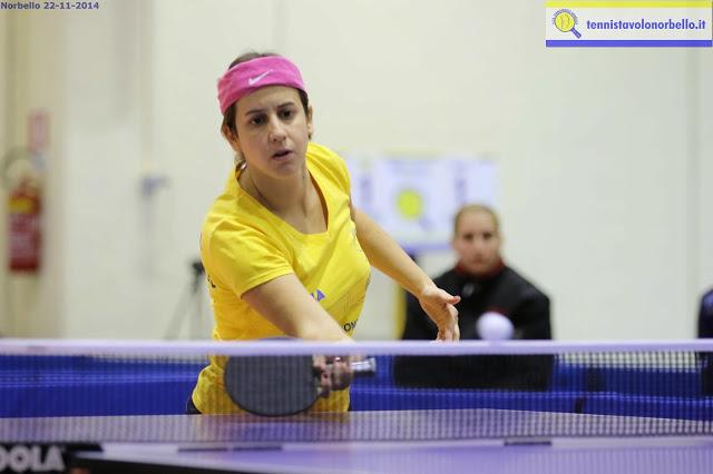 Marina Conciauro (Foto Gianluca Piu)