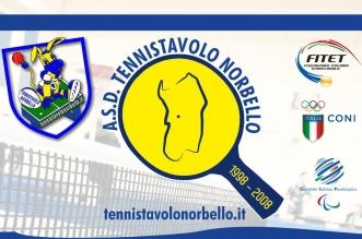 Volantino Tennistavolo Norbello 2015-2016 Copertina
