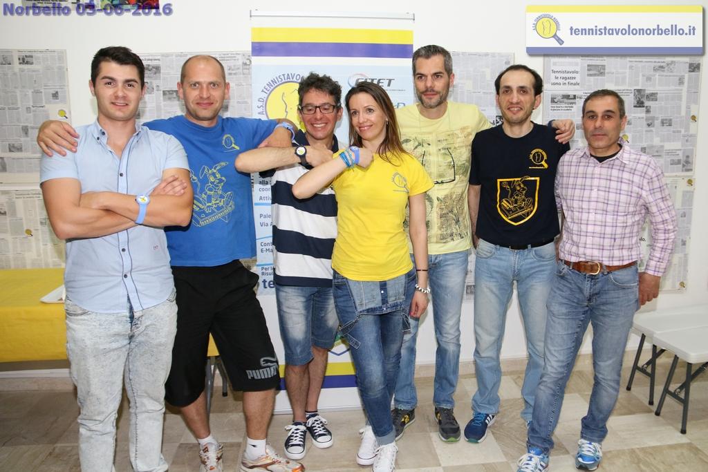 Tennistavolo Norbello 03-06-2016 - 27
